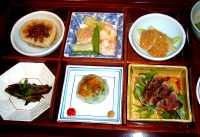 菜根譚弁当★京野菜料理