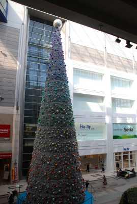 神戸クリスマスツリー キャナルガーデン