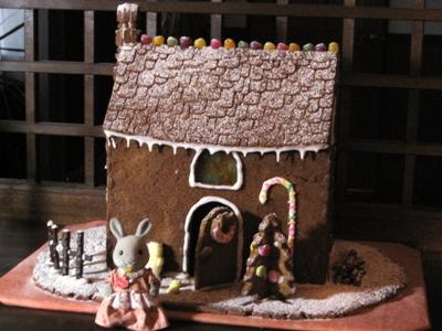 シルバニアとお菓子のお家