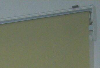 タチカワブラインドのダブルタイプのロールスクリーン