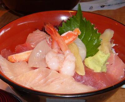 三崎の海鮮丼