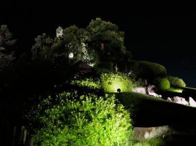 岡山後楽園「幻想庭園」