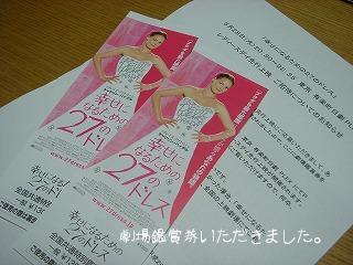 『幸せになるための27のドレス』劇場鑑賞券当たりました。