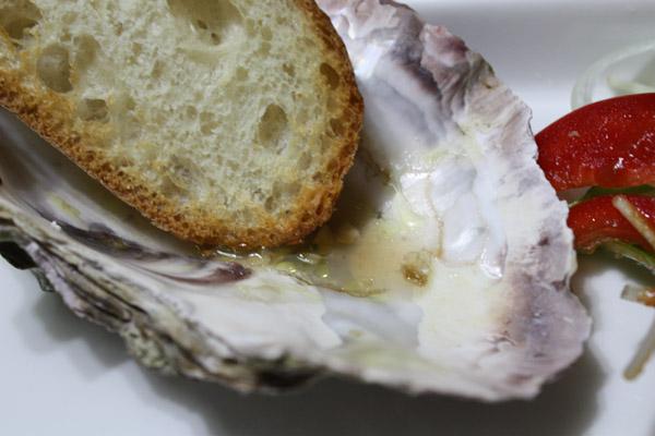 ブルゴーニュ風とフランスパン