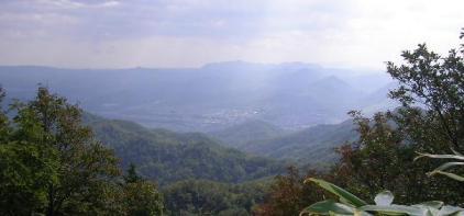 @砥石三角山から.JPG