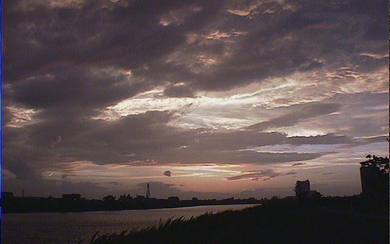 2005/5/18 夕暮れ
