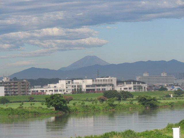 2005/7/27 台風が過ぎた朝
