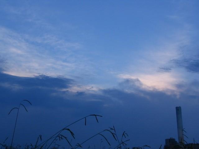 2005/7/10 梅雨の夕暮れ