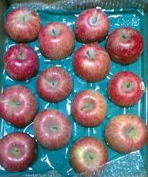ゆいぽんちゃん。さんからの林檎