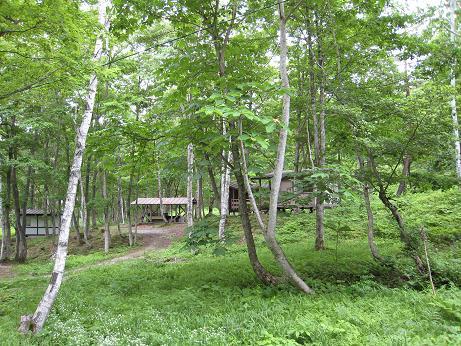 山の村 牧場 キャンプ場