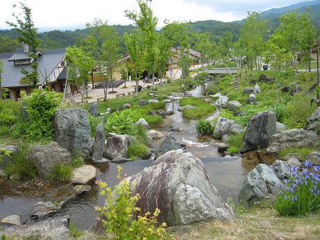 山の村牧場  施設 1