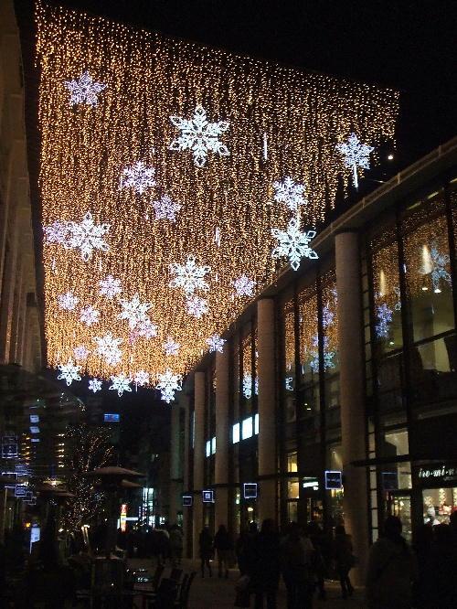 赤坂サカスの夜景