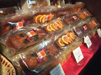 20070218 フルーツケーキなど ロワゾー・ド・リヨン