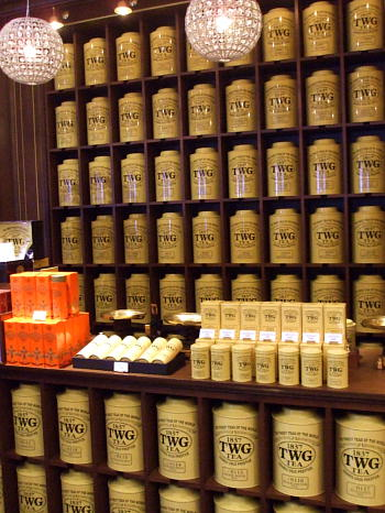TWG Tea 紅茶缶