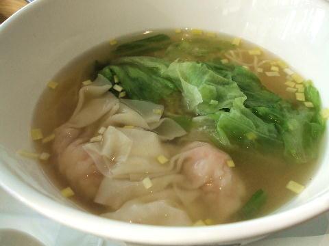 20081105 海老ワンタン麺