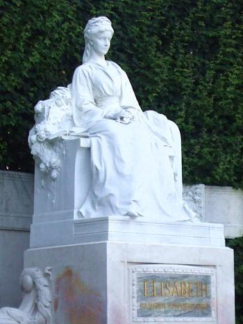 エリザベート像