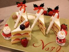 ショートケーキs