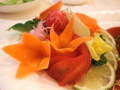 野菜彫刻s