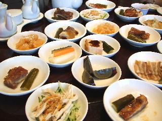 20061021老香港酒家 前菜
