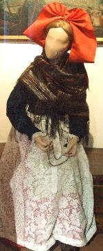 アルザスの民族衣装