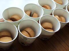 ルピシア はちみつクッキーs