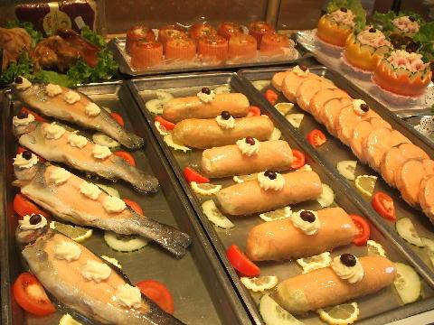 パリのお惣菜 お魚
