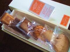 スリール焼き菓子s