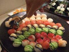 手まり寿司s
