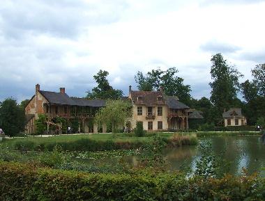 20060811 プチ・トリアノン 王妃の田舎家(アモー)2