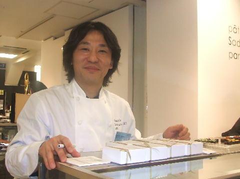 20090120 アオキ氏