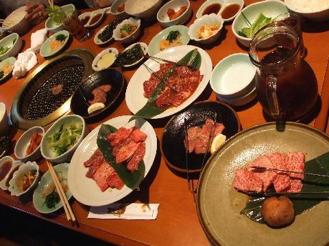 20081124 焼肉 壱語屋2