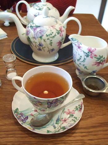 テットベリー 紅茶