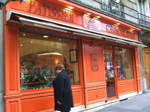 20070329 パリ アルノー・ラエール