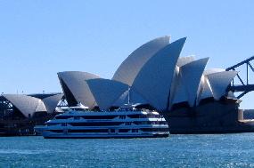 2007 オーストラリアのオペラハウス