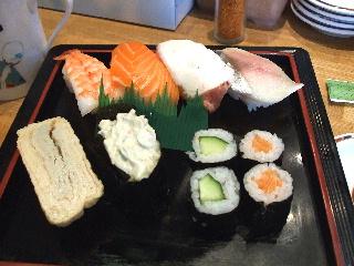 Mixed Sushi (A)