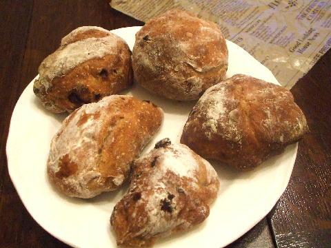 mermeladaさんのパン
