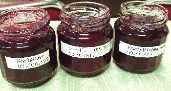 20070623 酸果桜桃のジャム
