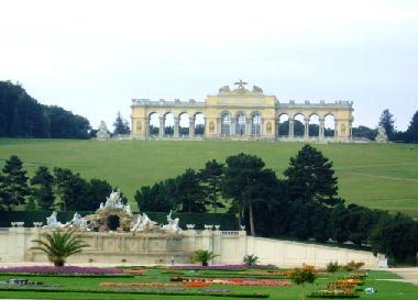 2004 シェーンブルン庭園