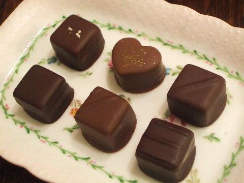 ショコラティエ・ミキ 皿盛