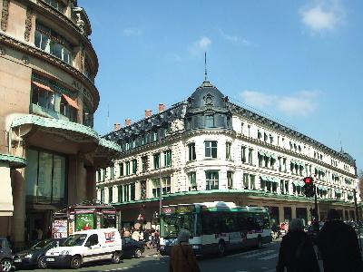 20070326 ル・ボンマルシェとラ・グランド・エピスリー・ド・パリ
