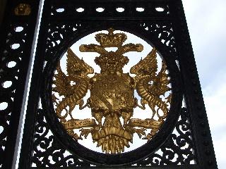 ブレナムパレス 東門