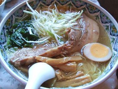 20070602 タイルー麺 揚州商人