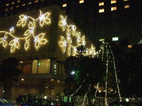 20081218 帝国ホテル