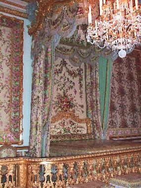 20060811 ヴェルサイユ宮殿 王妃の寝室