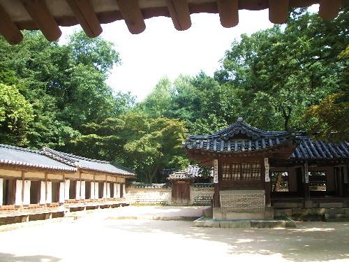 貴族の邸宅を模した建物