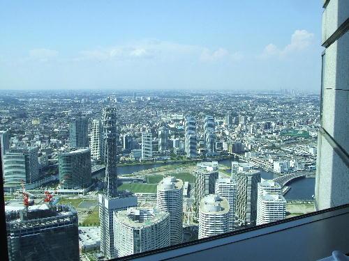 68階からの眺望