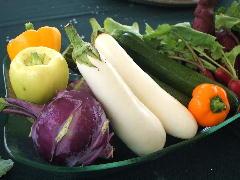 こまち農園の野菜