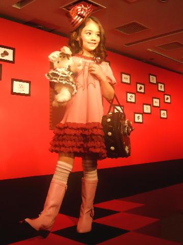 20090120 チョコファッションショー