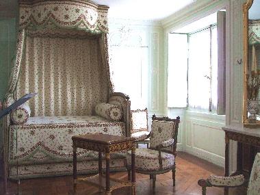 20060811 プチ・トリアノン離宮 王妃の寝室