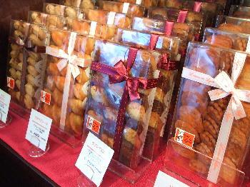 20070218 焼き菓子 ロワゾー・ド・リヨン